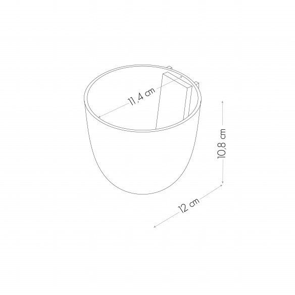 Magnetic Boule Ø 10cm