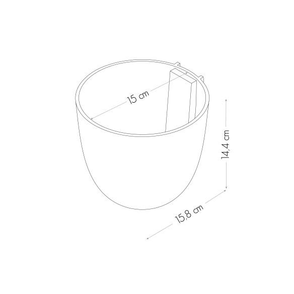 Magnetique Boule Ø 14 cm