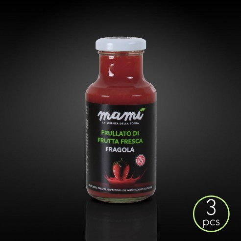MAMÌ SMOOTHIE DE FRUITS FRAIS -...