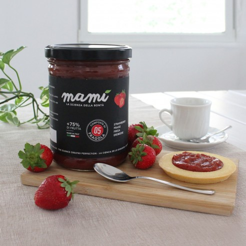 BREAKFAST KIT - MAMÌ FRUIT KISS