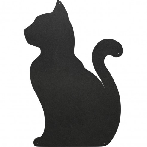 CAT - MAGNETIC CHALKBOARD 56X38 CM