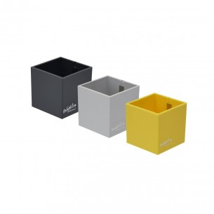 SET OF MAGNETIC CUBES Ø 6 CM
