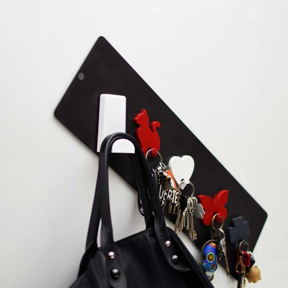 Lavagna Magnetica portachiavi  14X50 cm