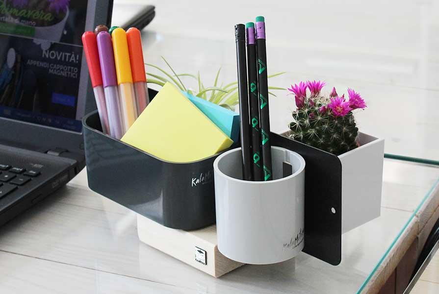 Lavagne e accessori magnetici per scrivania e ufficio